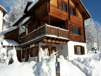 Photo for 1BR Apartment Vacation Rental in Falera, Bezirk Surselva