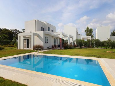 Photo for Ionian pool Villa 1 offers you a relaxing vacation - Three Bedroom Villa, Sleeps 8