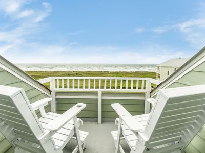 NEW LISTING! Amazing, recently updated, oceanfront home w/ private beach access