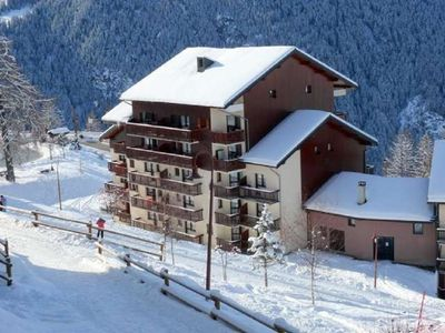 Photo for 2 bedroom apartment at the foot of the slopes Peisey Vallandry - Domaine Paradiski