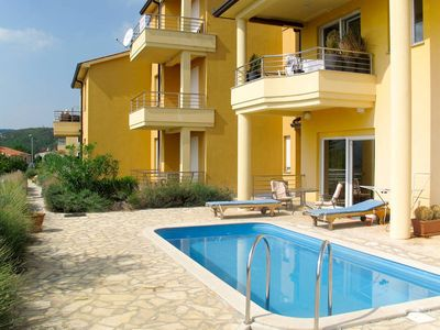 Photo for Apartment Magnolia  in Rabac, Istria - 9 persons, 3 bedrooms
