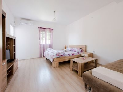 Photo for Studio Apartment with Partial Sea View