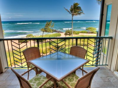 Photo for AMAZING OCEANFRONT SUITE A304 **AC**  Resort Pool & Restaurant