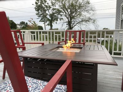 New Propane Gas Fire Table