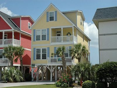 Photo for The Dance - Oceanfront in Surfside Beach