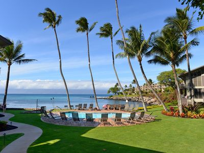 Photo for Oceanfront Honokeana Cove! Starting at $197 Nightly. Experience old Hawaii