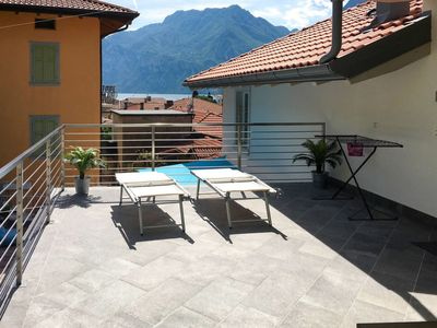 Photo for 2 bedroom Apartment, sleeps 4 in Nago–Torbole with Air Con and WiFi