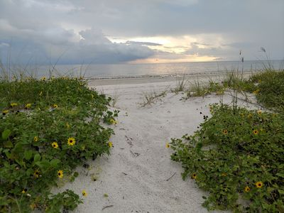 Photo for NEW! Indian Shores BeachFrontBungalow/Stay Directly On The SAND~No Stairs