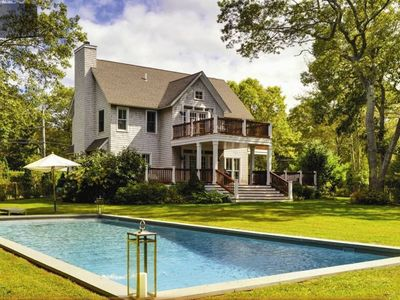 Photo for Stylish Hamptons Retreat for August-Labor Day