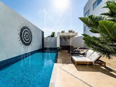 Photo for Modern, spacious and bright apartment in Playa del Carmen