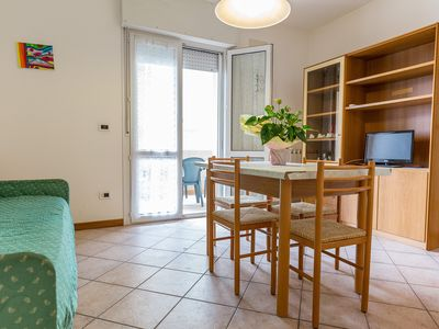 Photo for Lido degli Estensi, Holiday Apartments on the beach with sea views
