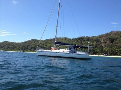 Photo for Sand Dancer. Overnight yacht stay
