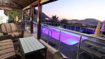 Photo for Stunning Luxury Detached Villa with Large Private Garden and Pool & Internet