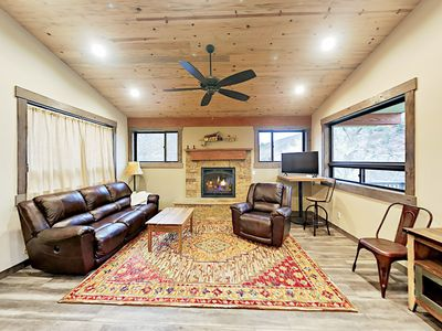 Photo for Fall Savings! Chic Rocky Mountain Gem! Brand-New 3BR w/ Deck on Crystal River
