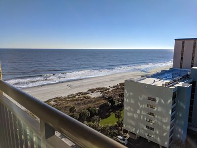 Photo for Newly Renovated Ocean View One Bedroom Suite at the Caravelle Resort~Unit 1401