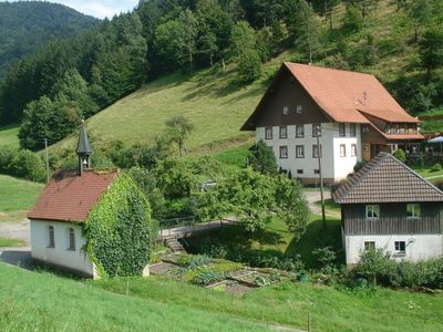 Photo for Great holiday for groups or multiple families on a beautiful Black Forest farm.