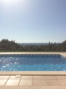 Photo for Spacious villa with pool and spectacular views