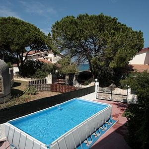 Photo for 150 Sqm Villa With Private Pool and 3 mn' walk to the sandy beach of Arenella