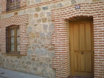Self catering Las Lanchas for 8 people