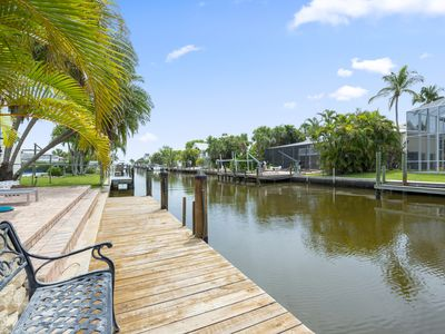 Photo for Waterfront 1-Bedroom home - heated pool and dock!