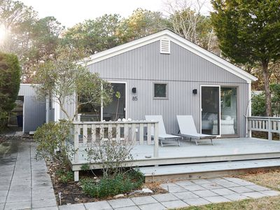 Photo for Private Beachside near Montauk & Amagansett