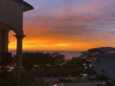 Photo for As seen on HGTV--2 BR Ocean View penthouse in the heart of Tamarindo! (SR12)