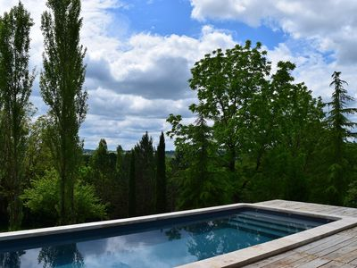 Photo for Charming 4 * cottage with private pool