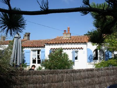 Photo for House with garden 150 meters from the sea (Ile de Noirmoutier)