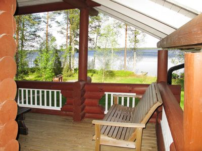 Photo for Vacation home C-Mökki (FIJ065) in Joutsa - 6 persons, 2 bedrooms