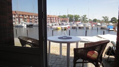 Photo for Newly designed apartment for 2 pers.  in the middle of the marina Lagunenstadt Ueckermün
