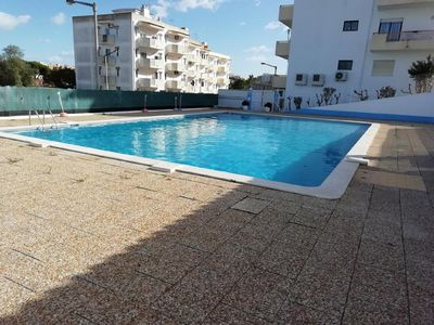 Photo for Apartment Water plaza T2, Star of the sea eyes water Albufeira