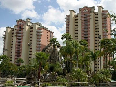 Blue Heron Beach Resort. Our condo is on the 8th floor of Tower 2-bldg on right