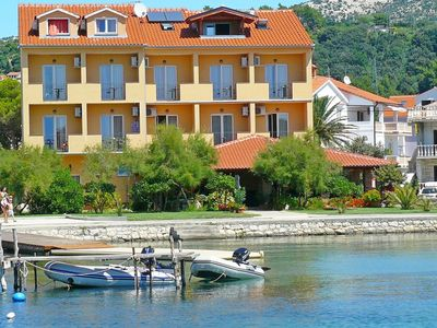 Photo for 1BR Apartment Vacation Rental in Palit, island of Rab