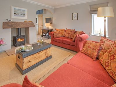 Photo for GREENGATE - Newly-renovated seaside cottage in Seahouses