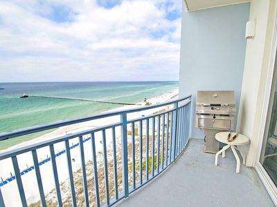 Photo for ☼Sterling Breeze 701-Luxury 3BR☼Pool Bar-GulfFront! July 21 to 24 $1560 total!