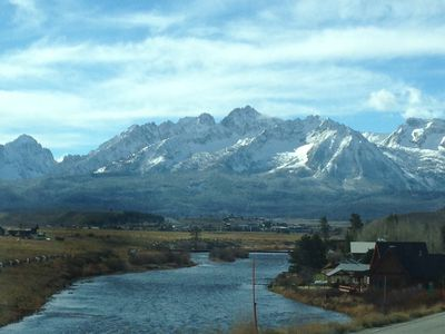 Stanley, Idaho  Most beautiful place in  Idaho with all the outdoor activities