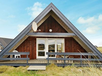 Photo for Tranquil Holiday Home in Ringkøbing With Naturalistic Views