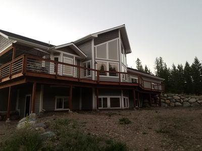Photo for Beautiful New Home near Glacier National Park, and Flathead Lake