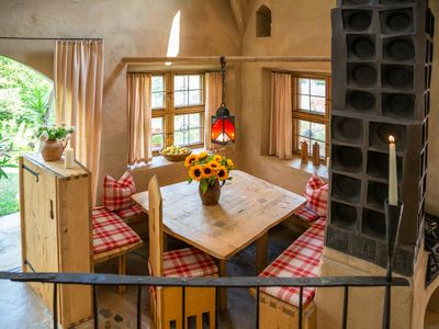 Photo for Fürstenpalais holiday apartment in the tower of Schedling Castle near Lake Chiemsee