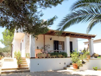 Photo for Vacation home Na Rosa (LOM140) in Llombards/C.Llombards/C.S'Almonia - 6 persons, 3 bedrooms