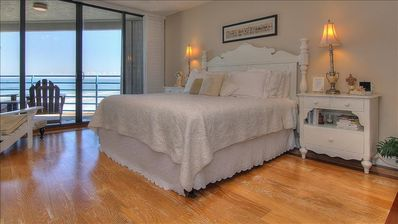 Photo for Enjoy This Luxurious Oceanfront 2 BR Condo at the Ebb Tide in New Smyrna Beach, FL