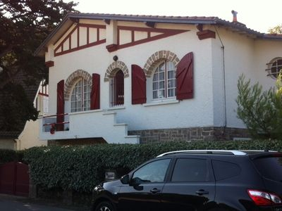 Photo for House Bauloise Center Bay La Baule, 150 m from the beach, everything on foot