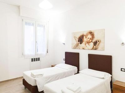 Photo for 2BR Apartment Vacation Rental in Bologna, Bologna