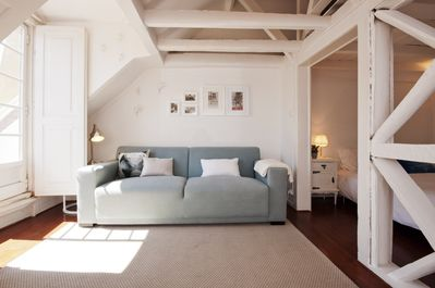 Bright, always spotlessly clean, provides an incredibly comfortable living space
