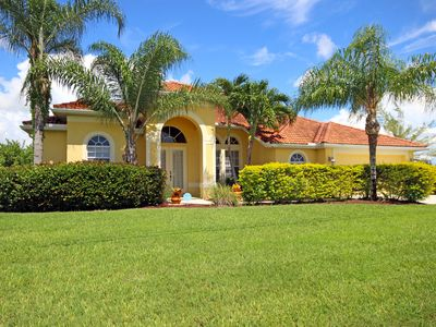 Photo for SW Cape Coral - long perfect days w/perfect endings - relax unlock your dreams