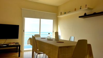 Photo for Spacious house with sea view