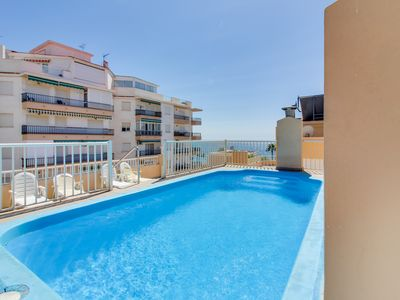 Photo for Apartamento Andalucia 104, Suite with Sea View