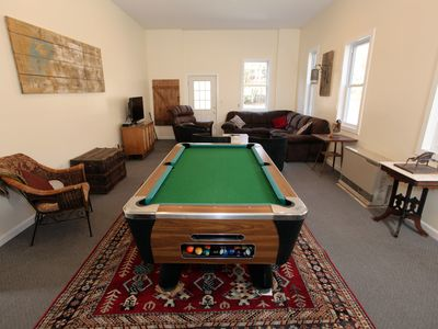 Photo for Huge 4 Bedroom Guesthouse - Great Common Space, Breakfast included