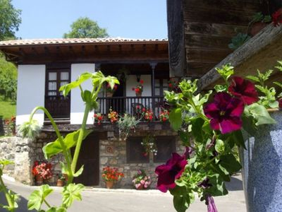 Photo for Beautiful house located between the Picos de Europa and the beaches of Asturias