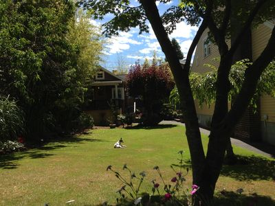 Photo for One Bedroom Entire House, Sleeps 4, Tangletown Greenlake